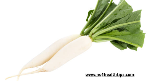 Radish Health Benefits,Nutrition and History