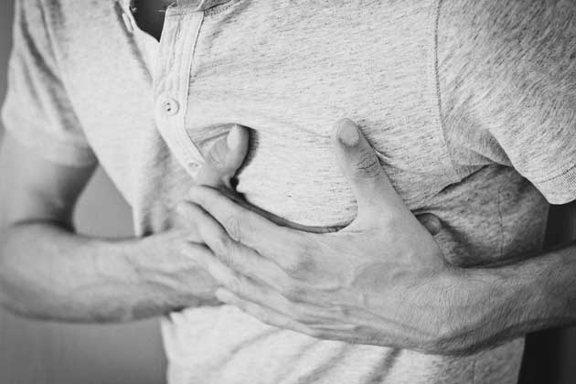 Ginger benefits to reduce the heart strock