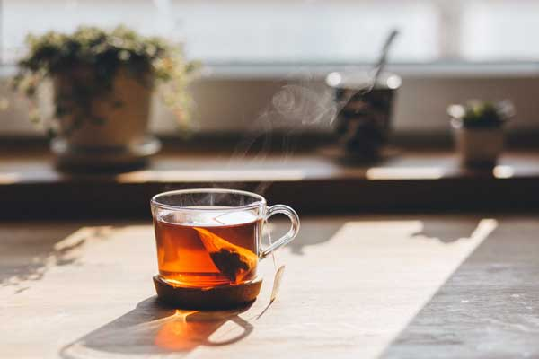 Green Tea for promote digestion
